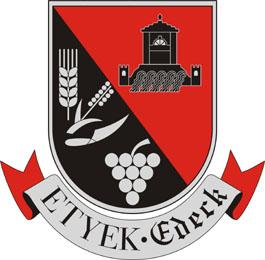 Etyek település címere