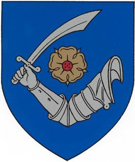 Fegyvernek település címere