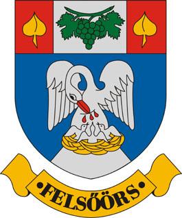 Felsőörs település címere