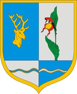 Felsőtárkány település címere