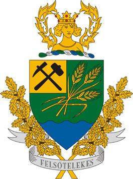 Felsőtelekes település címere