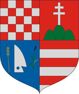 Fertőhomok település címere