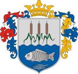 Folyás település címere