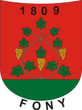 Fony település címere