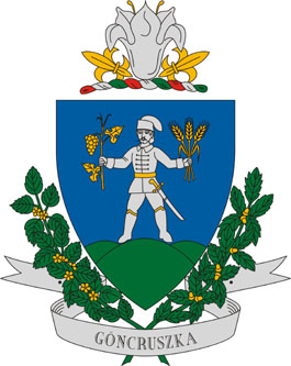 Göncruszka település címere
