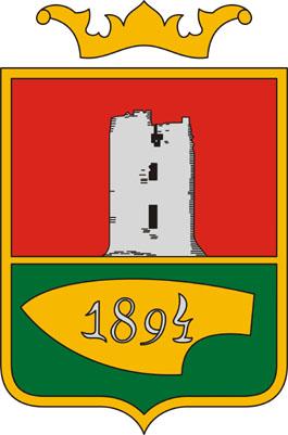 Gyepükaján település címere