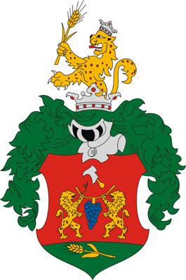 Győrújbarát település címere