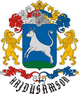 Hajdúsámson település címere