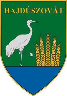 Hajdúszovát település címere