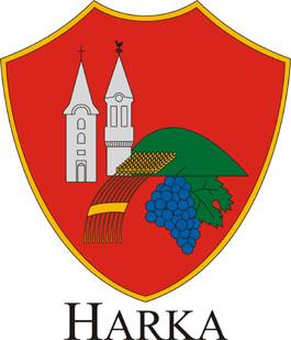 Harka település címere