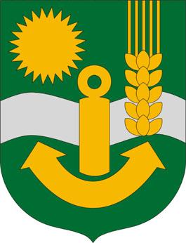 Harta település címere