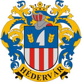 Hédervár település címere