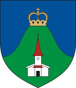 Hegyesd település címere