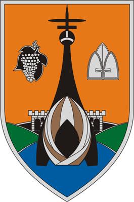 Hejce település címere