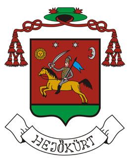 Hejőkürt település címere