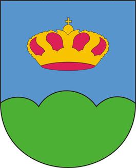 Herceghalom település címere