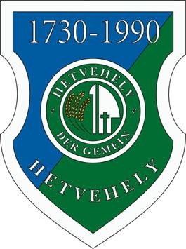 Hetvehely település címere