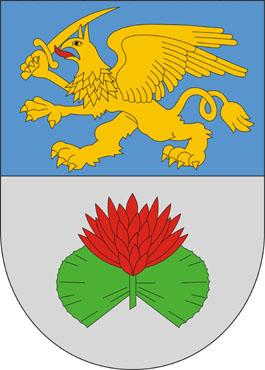 Hévíz település címere