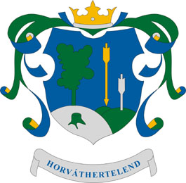 Horváthertelend település címere