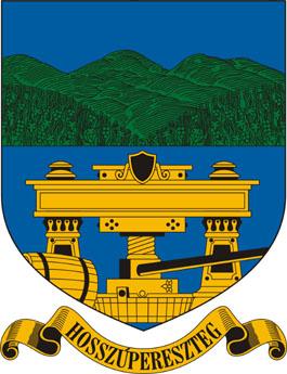 Hosszúpereszteg település címere