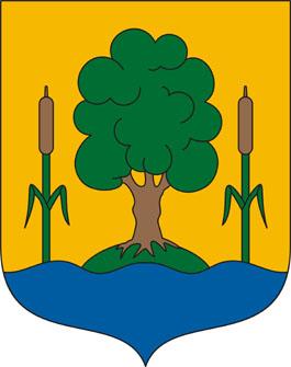 Hosszúvíz település címere