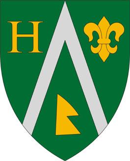 Hosztót település címere