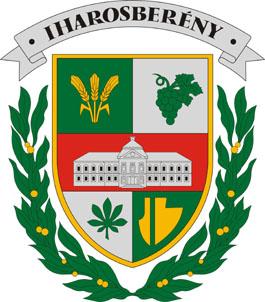 Iharosberény település címere