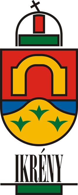 Ikrény település címere