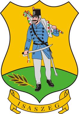 Isaszeg település címere