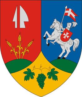 Iszkaszentgyörgy település címere