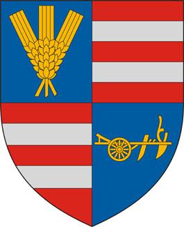 Iváncsa település címere