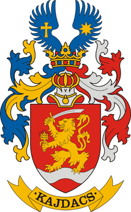 Kajdacs település címere