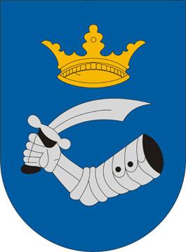 Kapolcs település címere