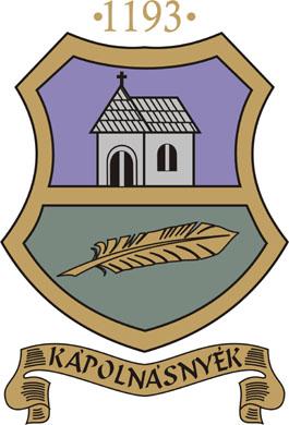 Kápolnásnyék település címere