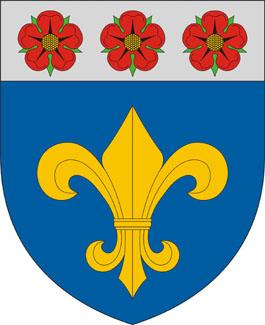 Kaposgyarmat település címere
