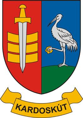 Kardoskút település címere