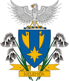 Kelemér település címere