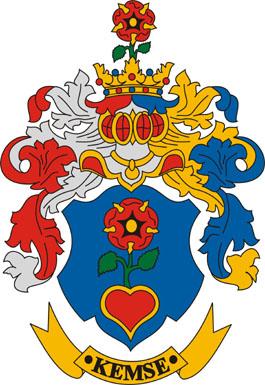 Kemse település címere