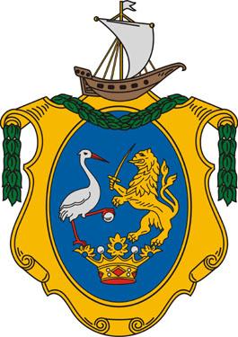 Keszthely település címere