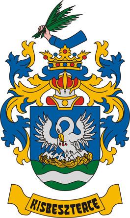 Kisbeszterce település címere
