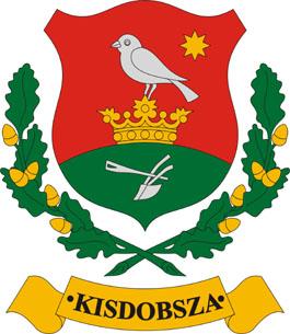 Kisdobsza település címere