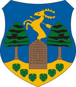 Kiskőrös település címere