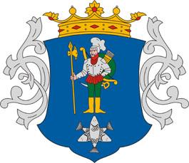 Kiskunhalas település címere