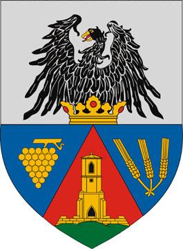 Kisnána település címere