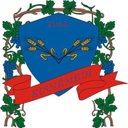 Kisnémedi település címere