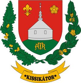 Kissikátor település címere