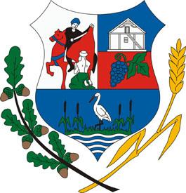 Kisszentmárton település címere