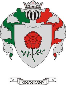 Kiszsidány település címere