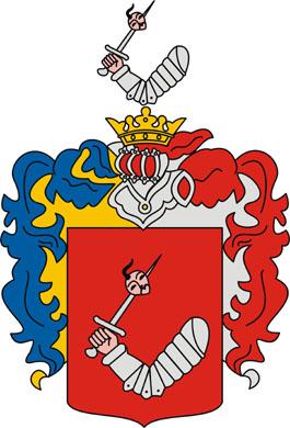 Komádi település címere