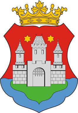 Komárom település címere